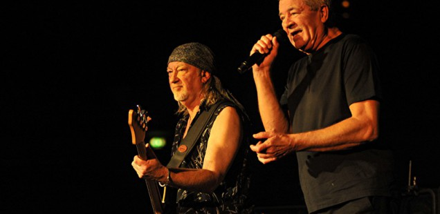"Franken-Szene: Sensation - Deep Purple rocken ""Lieder am See 2020""+Hooters+Saga....."
