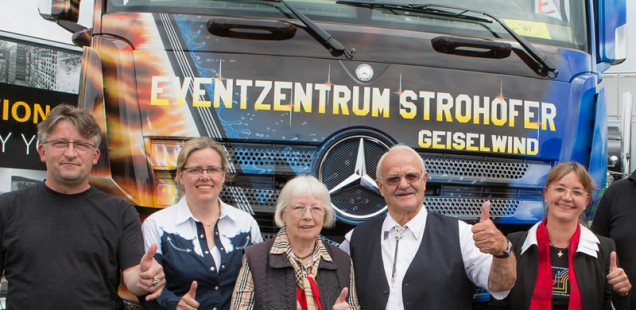 Strohofer-Geiselwind: Biker-Fest & Metal-Mania! Event-Paradies am Highway A3