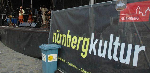 Franken-Szene:Musik-Delikatessen Wendelstein & Blaue Nacht/RAP & Silbereisen