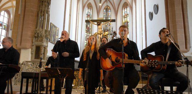 SchwabachBoulevard Spezial! Tafel-Konzert 2017: Fast ausverkauft!!!!