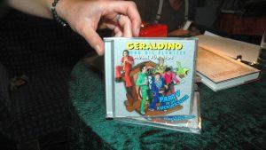Geraldino CD Nr33 -Party in der Kuckcuksuhr....Foto: Hertlein