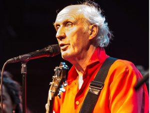 Herman vanVeen am 23. Oktoberin der Meistersingerhalle Nürnberg