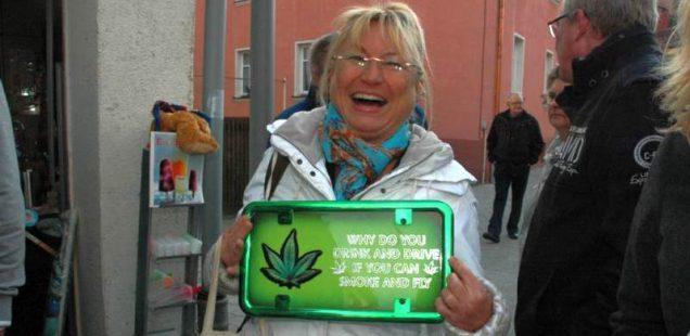 Schwabach Trempelt: Massenansturm bei Sonnenschein