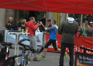 Citylauf Frank Bergner. Foto: Hertlein