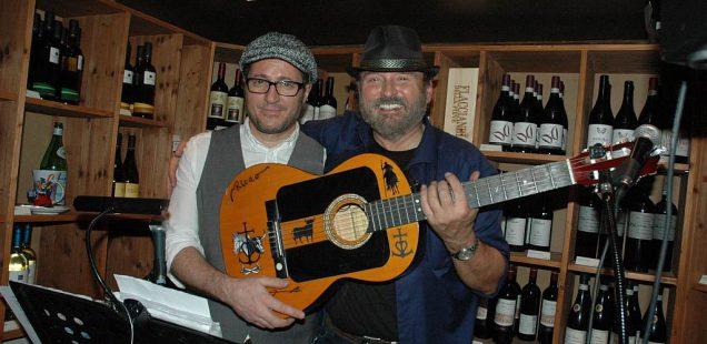 """Schwabach-Boulevard: """"Grande Stefano...""""/Peter Reiß, der große Sieger bei der OB-Stichwahl/ Slowhand Clapton 75 - Bill Withers tot...."""