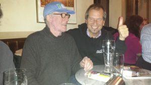 Heilig Abend im MARKGraf Doc und Stefan. Foto: Hertlein