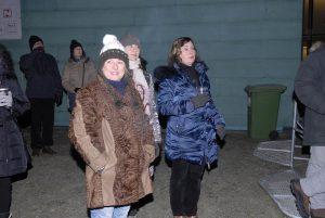 Kleine Pause: SAvineWeigang und Kuluramtschefin Sandra Hoffmann-Rivero. Foto: Hertlein