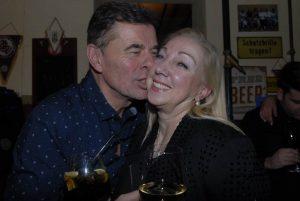 Fred und Elke. Foto: Hertlein