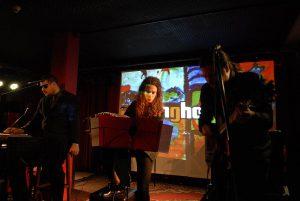 Tanghetto live im MUZ 2016 Foto: Hertlein