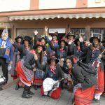 Schwabach-Boulevard! Weiberfasching-Hexen: Leih-Krawatte, Orden & viel Spaß