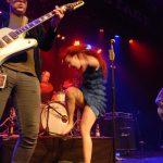 26.Rother Bluestage (4): PRISTINE -Sexy Heidi machte die Rock-Fans verrückt
