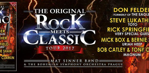 "Matthew'sRock'n'Roll!""Hotel California"" in Franken""-Rock meets Classic:17.4.Bamberg"