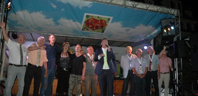 """SchwabachBoulevard/40.Bürgerfest:""""Halleluja"""" für """"Onkel Rudi""""-Musikerhof """"brannte"""""""