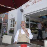 Schwabach-Boulevard ! Eisdiele De Rocco -Vizeweltmeister und Guido's Weltrekord