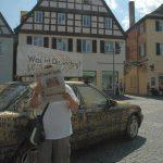 Schwabach-Boulevard: Das ortungX-Finale naht- Nochmals 10.Kunstbiennale to go