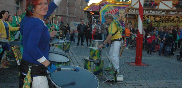 Schwabach-Boulevard: Heute Suárez und Torres! Vier Hände, ein Piano=Tango
