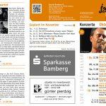 Franken-Szene: Jazz Club Bamberg: Heute Peter Protschka feat. Rick Margitza