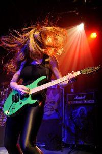 rockbands mit frontfrau