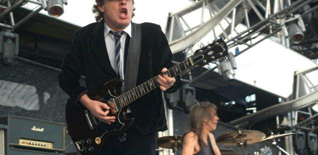 Matthew's Rock'n'Roll:AC/DC Malcolm Young tot! & Taubertal'2018 - Beatsteaks.....