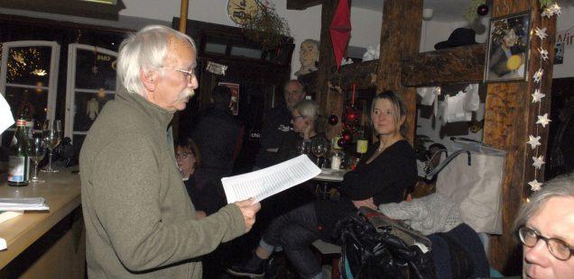 SchwabachBoulevard: DAS CAFÉ-Künstlerfeier & Stanford-Talk mit Sabine Weigand