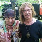 Franken-Szene: Heute: Little Steven - Ein Hauch von Springsteen im Serenadenhof/Woodstock-Ausstellung in der Egidienkirche Nürnberg/Taubertal-Bilanz 2019