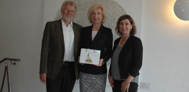 Schwabach-Boulevard: 21.4. - Noisy Parker in Evis Auszeit & Lehner wirbt  für Kultur