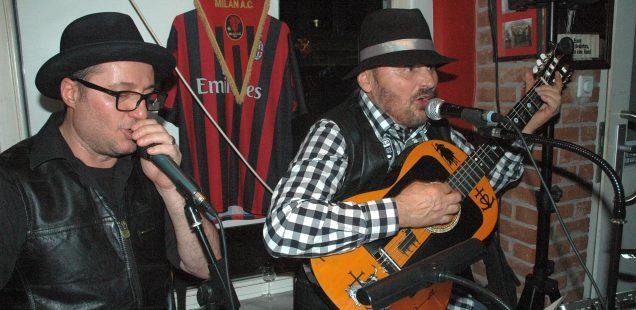 Schwabach- Boulevard: Heute, 30.Mai - Luigi & Stefano live in der Pizzeria!