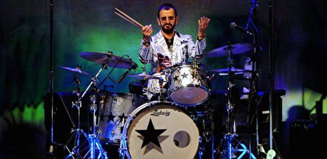 Matthew's Rock&Roll: Kristofferson in Nürnberg, Party mit den Stones & Ringo Starr
