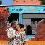 Schwabach-Boulevard:Tolles Filmfestival-schon 1000 Besucher & Stadtbus-Hochzeit