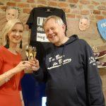Schwabach-Boulevard: Frellers Kino-Werbespot& Hausmann fördert TAFEL& Luigi 50