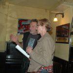 Schwabach-Boulevard:13 Schläge,das Bierfass litt & Zwei Brüder bei Markgraf-Fest
