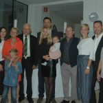 Schwabach-Boulevard/Spezial:Vier Nobis-Generationen feierten 80. von Onkel Rudi
