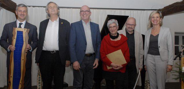 Schwabach-Boulevard: Daniel Grimwood/Kulturmeter 2018 & Band-Tausch-Party