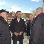 Schwabach-Boulevard/30.Autoshow: Jubiläum, Abschied und ein bisschen verkappter Wahlkampf
