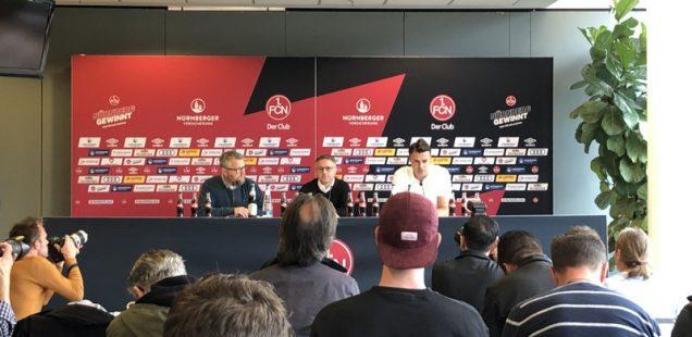 Franken-Sport/Spezial: Canadi ist da (1.PK) und Hermann kommt/Club-Spaßvogel Burgsmüller ist tot