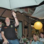 Schwabach-Boulevard: 42. Bürgerfest: DAS CAFÉ - Ein Glas auf Margit..../Udo Lindenberg trifft Schnitzerneggl/Bob Dylan-Neil Young im Hyde Park, mein Erlebnis