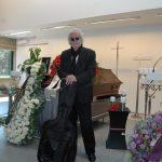 """Franken-Szene: Mr.Rock Zock forever - Beerdigung Sonny Hennig - ein """"Ihre Kinder""""-Konzert ohne Band/Ex-MUZ-Chef Rick Roth erinnert sich/Medienwerkstatt Franken erinnert an Sonny....."""