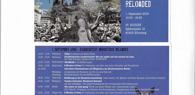 Franken-Szene: Club - 2:2 verloren/Saga sagenhaft/Sonntag Woodstock Reloaded/King's X- Konzertabsage...