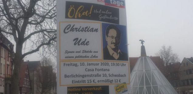"""Schwabach-Boulevard/TME-Spezial: """"Ein Münchner im Himmel"""" - Nachschlag im Sommer?/ Ude ausverkauft, Maly kommt......"""