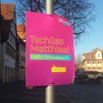 """Schwabach-Boulevard: Die fünf OB-Kandidaten/in im Jugendzentrum AUREX, großes Interesse/Dr.Brunner wird Chef der Stadtwerke Roth/Bembers in town -""""Kaputt oder was?....."""