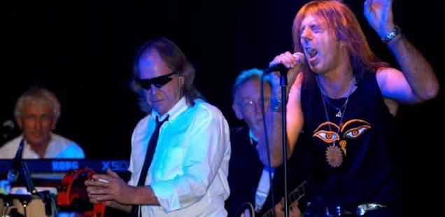 """Franken-Szene/Matthew's Rock'n'Roll: Peter Harasim trauert um engen Freund, Phil May/WHO-Gitarrist Peter T. wird am 19.Mai 75 Jahre/Geraldino - Wieder mal ein """"Back to live""""-Auftritt...."""