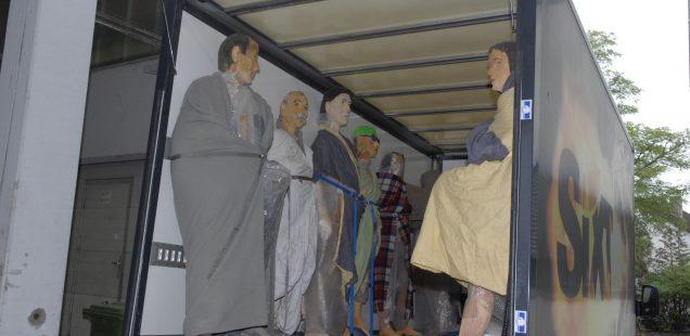 """Schwabach-Boulevard: Heinls Werkstatt Exodus und Dante-Würdigung/Kultwirtin und """"Spezi"""" - zwei besondere Geburtstage stehen an/ Muddy What? melden  sich..."""