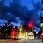 Schwabach-Boulevard/szene.Franken:Heinl-Kunst: Charlie Watts in Bronze/Strandkorb-Festival-Open-Air-Bilanz: 100 Konzerte, 50000 Besucher/Coming Konzert-Evens: Rusty Five am 2.9. in Hoeraufs Biergarten, SONATOREN, 3.9. in Rosis Cafe, Allersberg